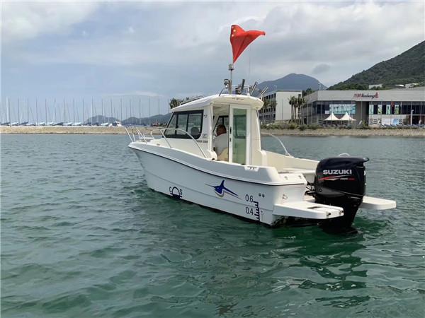 深圳游艇海釣價格