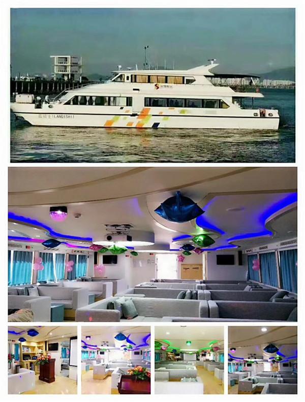 深圳豪華游艇租賃_豪華游艇訂制航線及價格